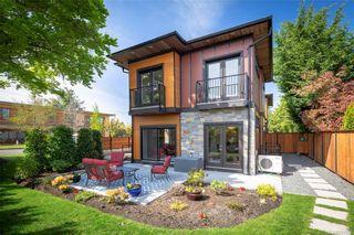 Photo 4: 2290 Estevan Ave in Oak Bay: OB Estevan Half Duplex for sale : MLS®# 837922