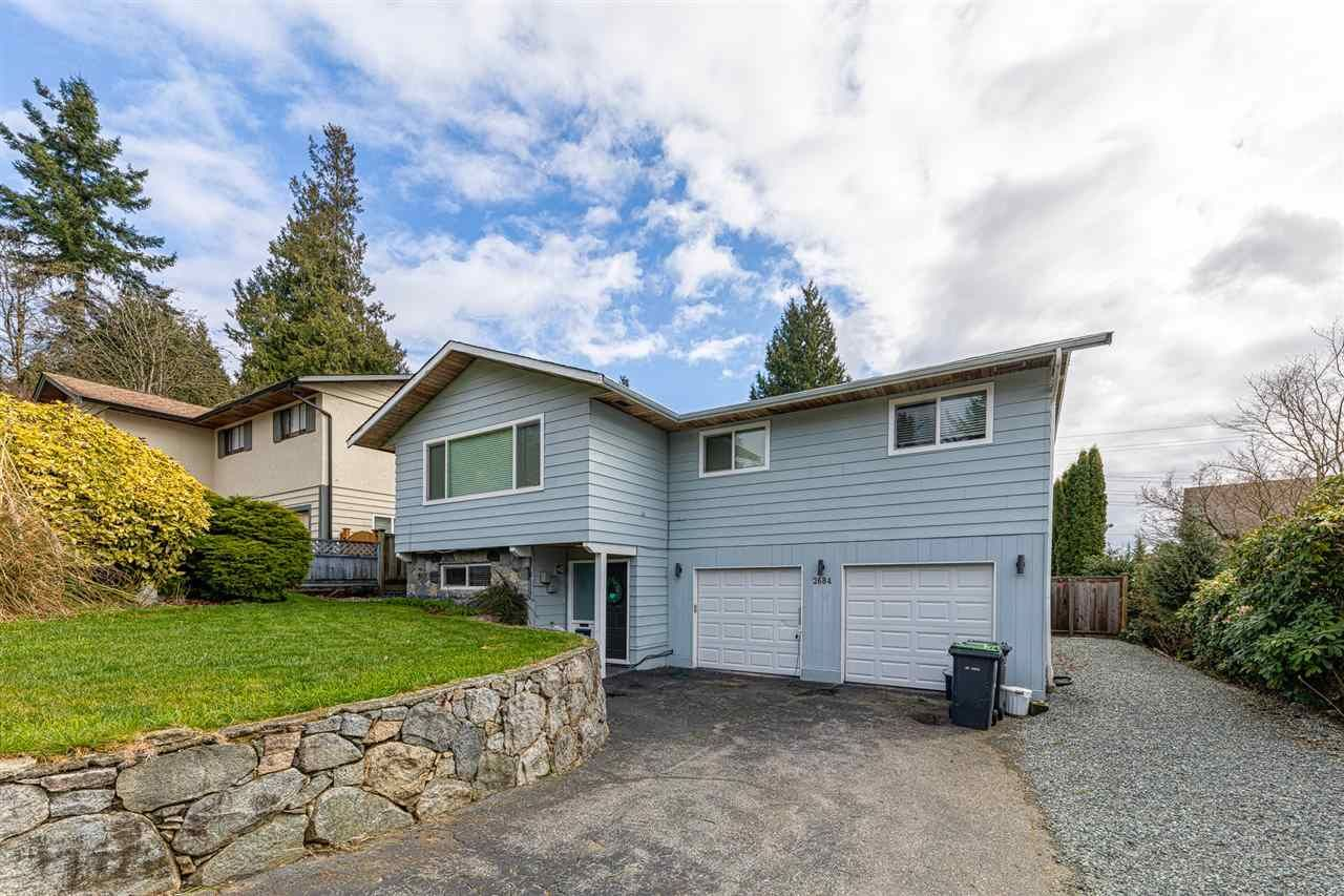 Main Photo: 2684 ROGATE Avenue in Coquitlam: Coquitlam East House for sale : MLS®# R2561514