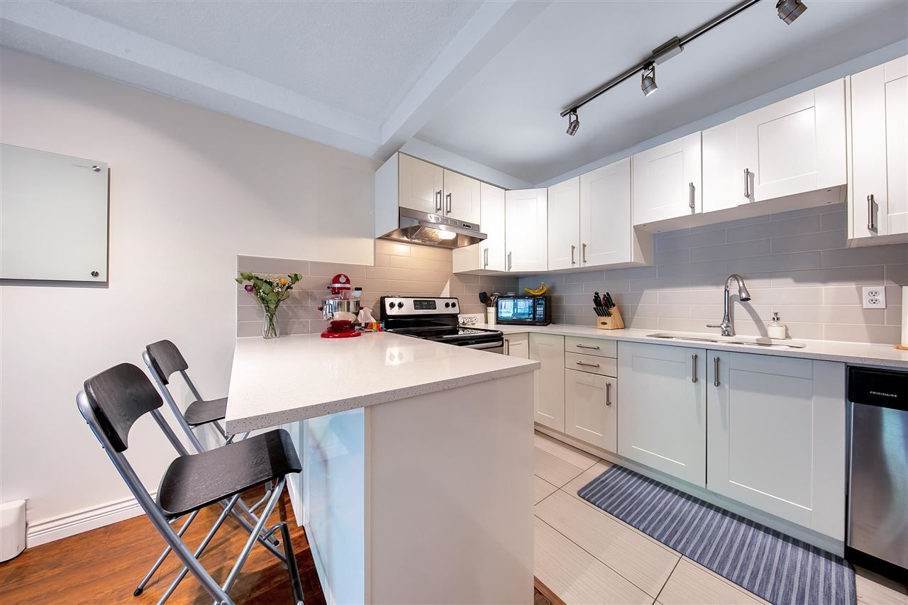"""Main Photo: 207 601 NORTH Road in Coquitlam: Coquitlam West Condo for sale in """"Wolverton"""" : MLS®# R2579384"""