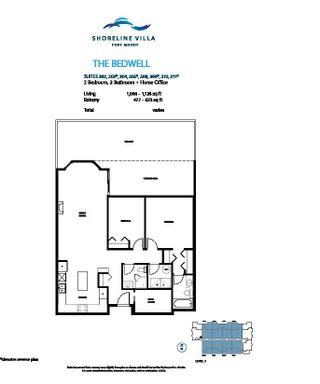 Photo 25: 305 160 SHORELINE Circle in Port Moody: College Park PM Condo for sale : MLS®# R2575200
