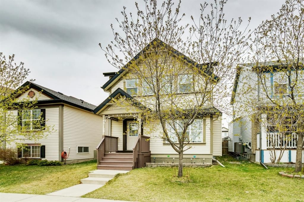 Main Photo: 72 Covepark Drive NE in Calgary: Coventry Hills Detached for sale : MLS®# A1105151