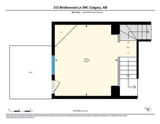 Photo 40: 312 BRIDLEWOOD Lane SW in Calgary: Bridlewood Row/Townhouse for sale : MLS®# A1046866