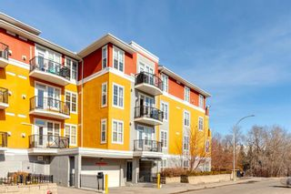 Photo 3: 215 208 Holy Cross SW in Calgary: Mission Apartment for sale : MLS®# A1123191