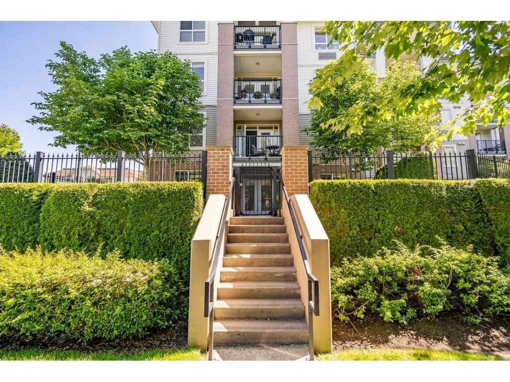 """Main Photo: 118 5430 201ST Street in Langley: Langley City Condo for sale in """"THE SONNET"""" : MLS®# R2586226"""