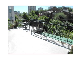 Photo 4: 1860 BARCLAY ST in Vancouver: West End VW House for sale (Vancouver West)  : MLS®# V1047125