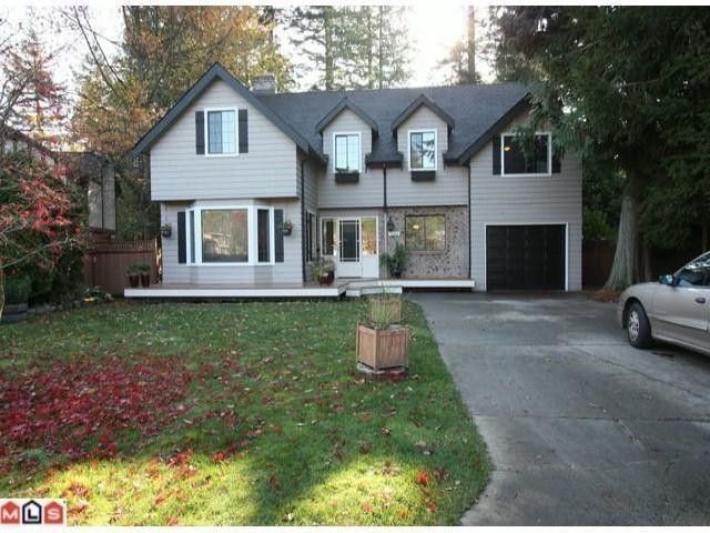 """Main Photo: 13262 AMBLE GREENE Court in Surrey: Crescent Bch Ocean Pk. House for sale in """"Amble Greene"""" (South Surrey White Rock)  : MLS®# F1106317"""