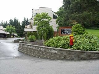 "Photo 1: 228 1220 FALCON Drive in Coquitlam: Upper Eagle Ridge Townhouse for sale in ""EAGLE RIDGE TERRACE"" : MLS®# V957080"