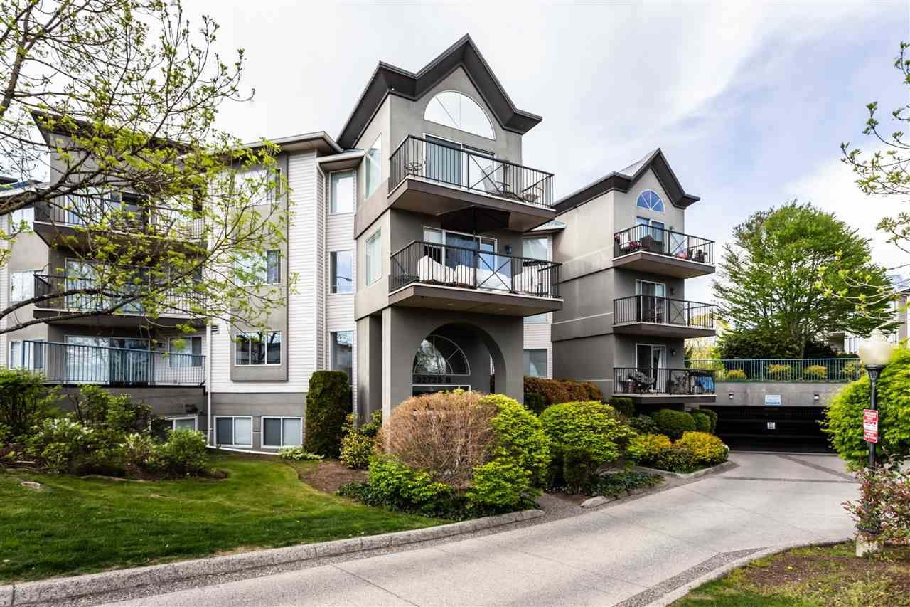 """Main Photo: 216 32725 GEORGE FERGUSON Way in Abbotsford: Abbotsford West Condo for sale in """"Uptown"""" : MLS®# R2413397"""