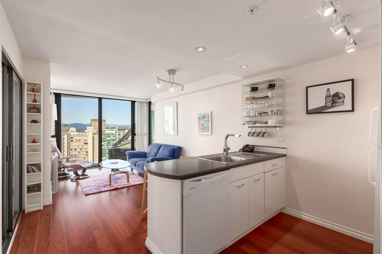 """Main Photo: 2607 1331 W GEORGIA Street in Vancouver: Coal Harbour Condo for sale in """"The Pointe"""" (Vancouver West)  : MLS®# R2567011"""