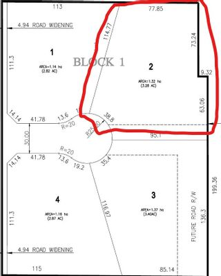 Photo 2: 40 50367 RR 222: Rural Leduc County Rural Land/Vacant Lot for sale : MLS®# E4220000