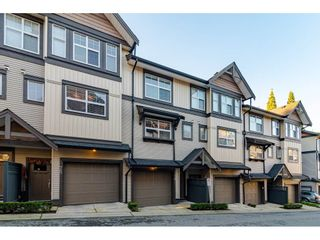 """Photo 1: 76 6123 138 Street in Surrey: Sullivan Station Townhouse for sale in """"Panorama Woods"""" : MLS®# R2530826"""