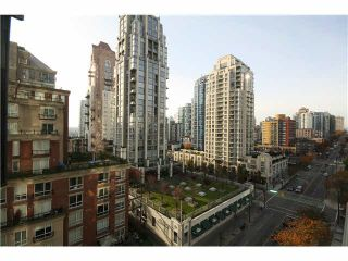 Photo 13: 1002 1155 HOMER Street in Vancouver: Yaletown Condo for sale (Vancouver West)  : MLS®# V1098241