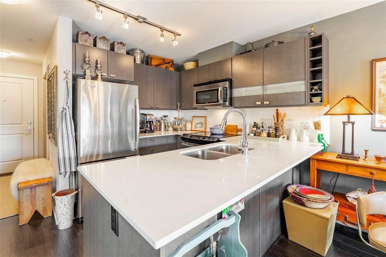 """Main Photo: 223 21009 56 Avenue in Langley: Salmon River Condo for sale in """"Cornerstone"""" : MLS®# R2443802"""