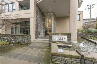"""Photo 24: 405 1690 W 8TH Avenue in Vancouver: Fairview VW Condo for sale in """"The Musee"""" (Vancouver West)  : MLS®# R2527245"""