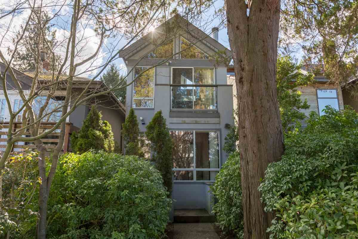 Main Photo: 3636 W 15TH AVENUE in Vancouver: Point Grey House for sale (Vancouver West)  : MLS®# R2175536