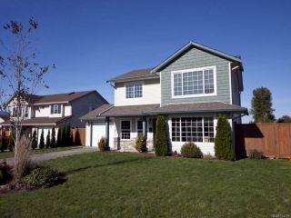 Photo 1: 1027 GALLOWAY Crescent in COURTENAY: CV Courtenay City House for sale (Comox Valley)  : MLS®# 714779