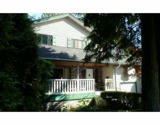 Photo 1: 1987 CUSTER Court in Coquitlam: Harbour Place House for sale : MLS®# V610921