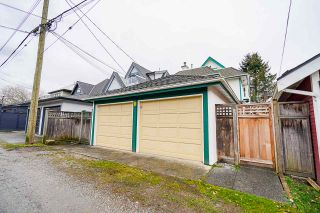 Photo 31: 1837 CREELMAN Avenue in Vancouver: Kitsilano 1/2 Duplex for sale (Vancouver West)  : MLS®# R2554606