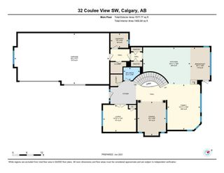 Photo 37: 32 coulee View SW in Calgary: Cougar Ridge Detached for sale : MLS®# A1117210