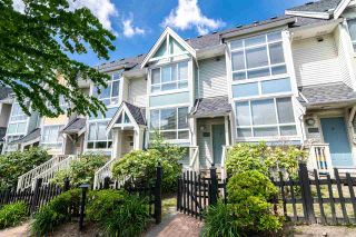"""Photo 1: 7387 MAGNOLIA Terrace in Burnaby: Highgate Townhouse for sale in """"MONTEREY"""" (Burnaby South)  : MLS®# R2376795"""