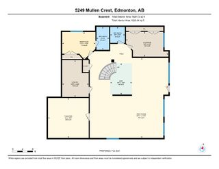 Photo 50: 5249 MULLEN Crest in Edmonton: Zone 14 House for sale : MLS®# E4228825