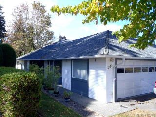 Photo 1: 201 330 Dogwood St in PARKSVILLE: PQ Parksville Row/Townhouse for sale (Parksville/Qualicum)  : MLS®# 712870