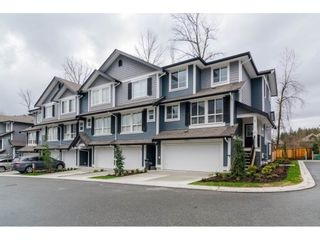 "Photo 1: 49 7157 210 Street in Langley: Willoughby Heights Townhouse for sale in ""Alder"" : MLS®# R2148140"
