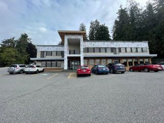 Main Photo: 202 34609 DELAIR Road in Abbotsford: Abbotsford East Office for lease : MLS®# C8040401