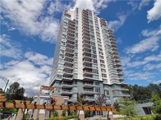 """Photo 1: # 801 290 NEWPORT DR in Port Moody: North Shore Pt Moody Condo for sale in """"THE SENTINAL"""" : MLS®# V855050"""