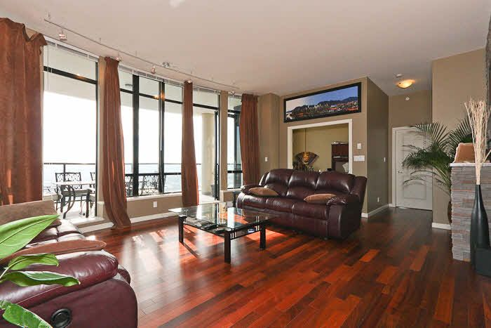 Main Photo: 2003 610 VICTORIA STREET in : Downtown NW Condo for sale : MLS®# V873267