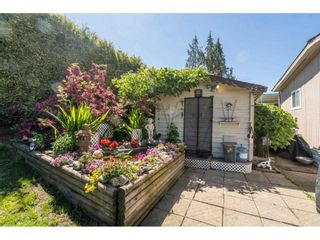 """Photo 38: 34 8254 134 Street in Surrey: Queen Mary Park Surrey Manufactured Home for sale in """"WESTWOOD ESTATES"""" : MLS®# R2586681"""
