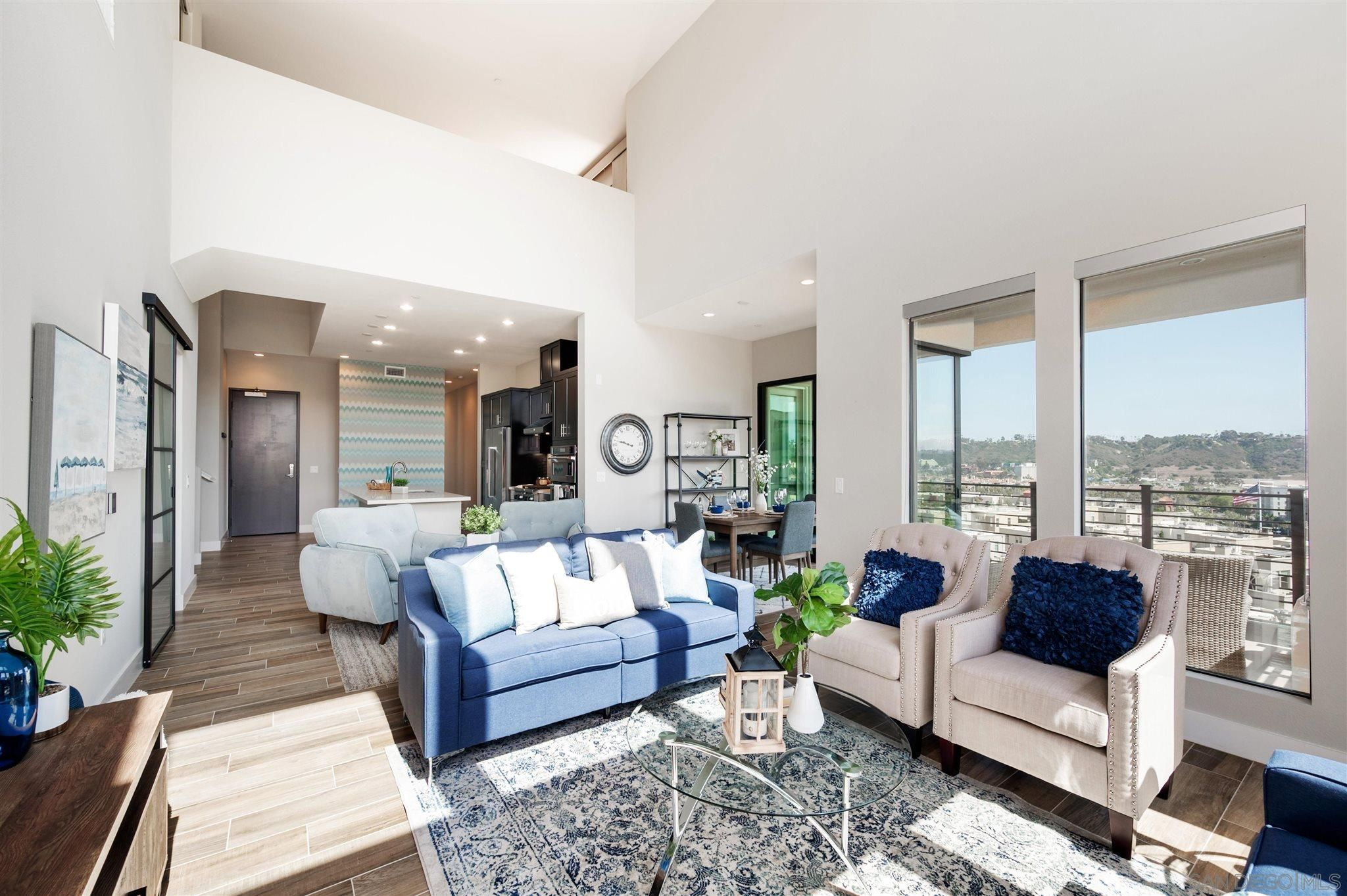 Main Photo: MISSION VALLEY Condo for sale : 3 bedrooms : 8534 Aspect in San Diego