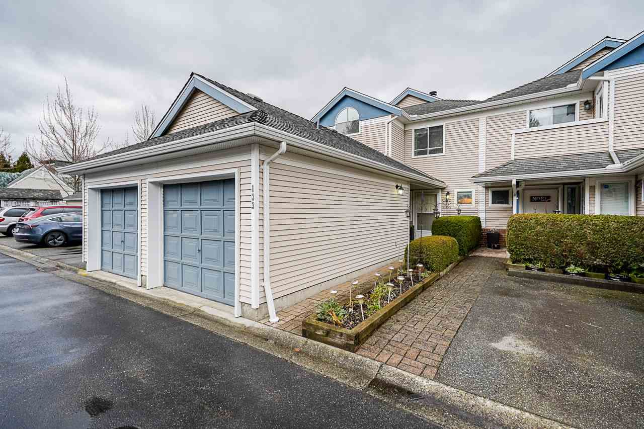 """Main Photo: 133 14154 103 Avenue in Surrey: Whalley Townhouse for sale in """"Tiffany Springs"""" (North Surrey)  : MLS®# R2555712"""