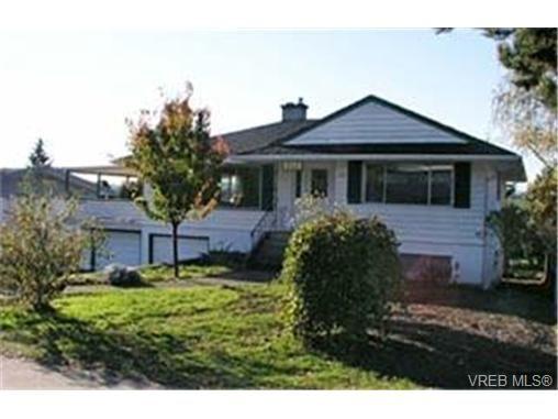 Main Photo: 512 Ridgebank Cres in VICTORIA: SW Northridge House for sale (Saanich West)  : MLS®# 323812
