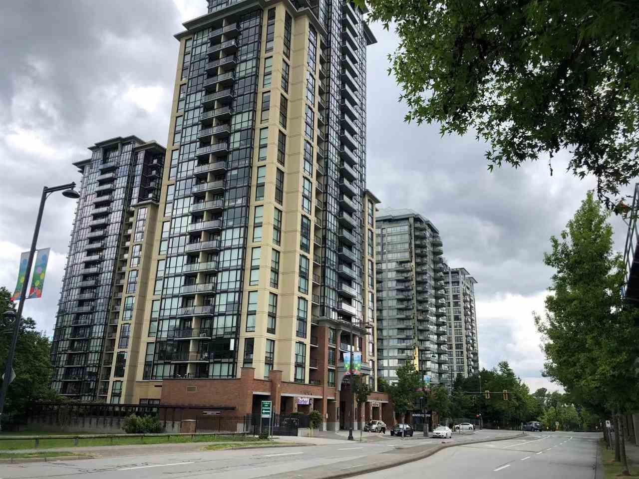 """Main Photo: 1107 10777 UNIVERSITY Drive in Surrey: Whalley Condo for sale in """"CITY POINT"""" (North Surrey)  : MLS®# R2587354"""