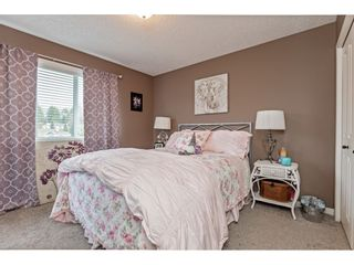 """Photo 23: 147 4001 OLD CLAYBURN Road in Abbotsford: Abbotsford East Townhouse for sale in """"CEDAR SPRINGS"""" : MLS®# R2555932"""
