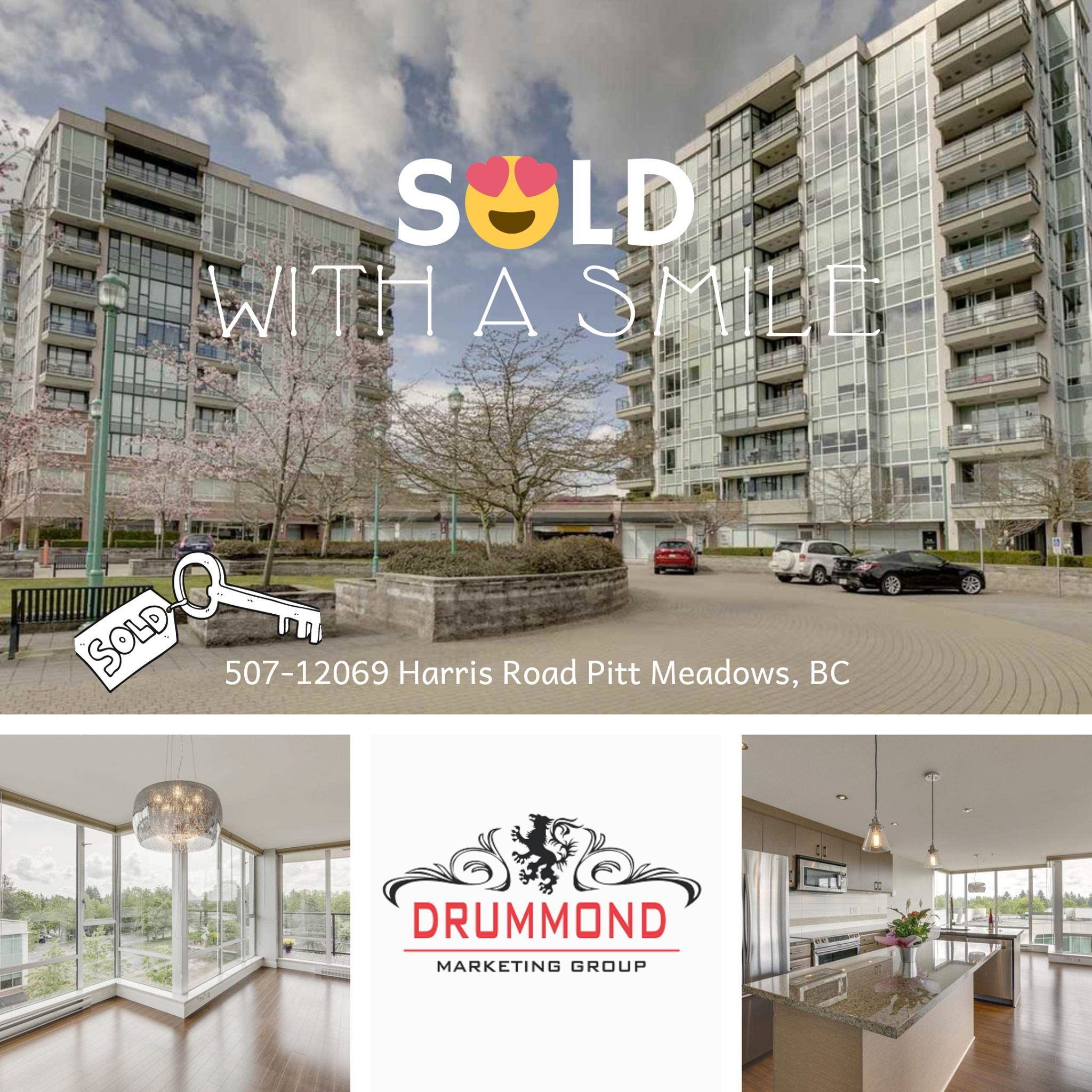 Main Photo: 507 12069 Harris Road in Pitt Meadows: Mid Meadows Condo for sale : MLS®# R2476865