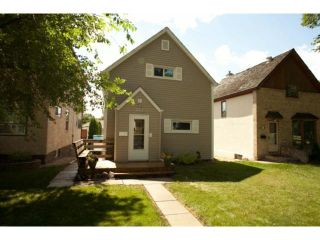 Photo 2: 232 Kitson Street in WINNIPEG: St Boniface Residential for sale (South East Winnipeg)  : MLS®# 1214325