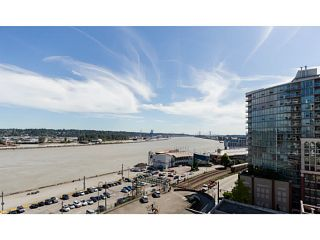 Photo 11: # 1001 668 COLUMBIA ST in New Westminster: Sapperton Condo for sale : MLS®# V1128082