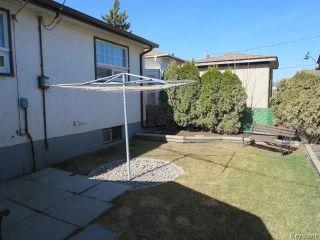 Photo 13: 1083 Nairn Avenue in Winnipeg: East Elmwood Residential for sale (3B)  : MLS®# 1810533