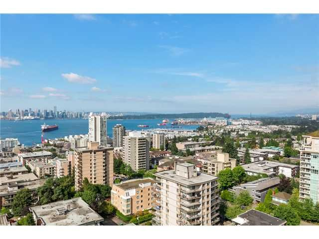 Main Photo: # 1501 123 E KEITH RD in North Vancouver: Lower Lonsdale Condo for sale : MLS®# V1077748