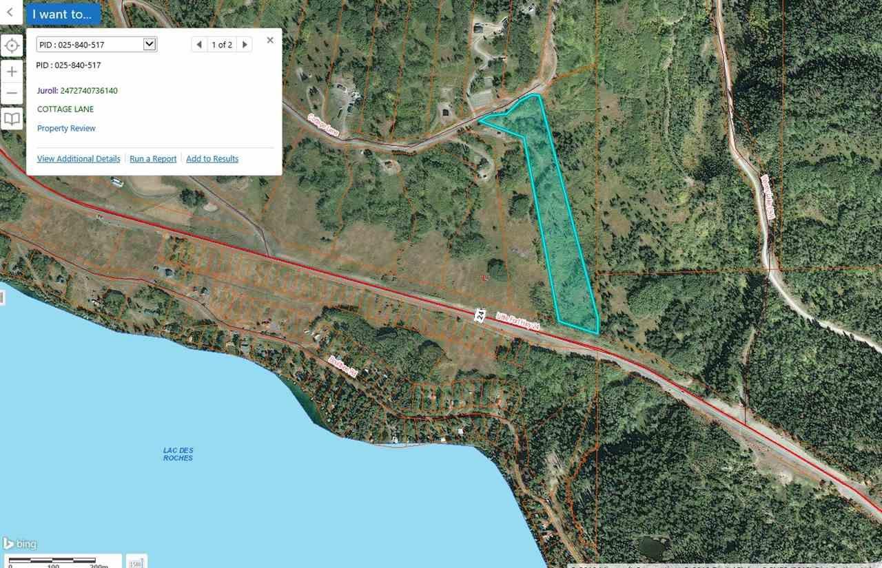 Photo 6: Photos: LOT 14 COTTAGE Lane in Bridge Lake: Bridge Lake/Sheridan Lake Land for sale (100 Mile House (Zone 10))  : MLS®# R2462169