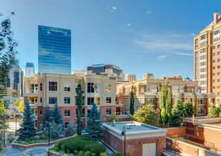 Photo 17: 307 600 Princeton Way SW in Calgary: Eau Claire Apartment for sale : MLS®# A1148817