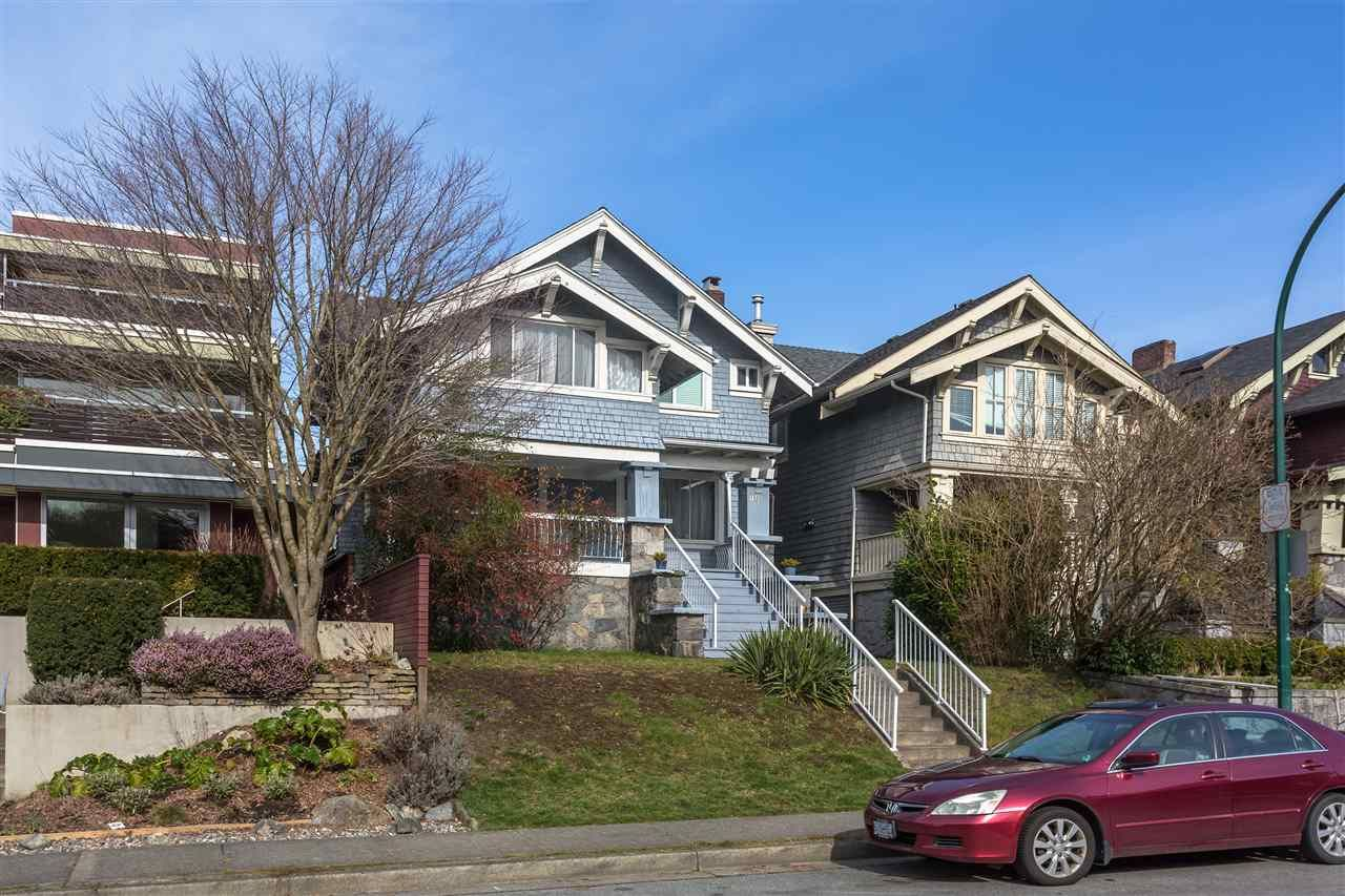 "Main Photo: 1935 WHYTE Avenue in Vancouver: Kitsilano House for sale in ""Kits Point"" (Vancouver West)  : MLS®# R2544125"