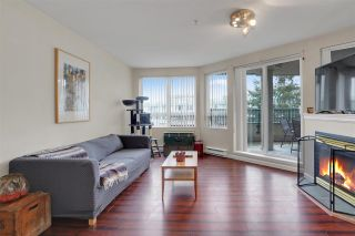 """Photo 2: A317 2099 LOUGHEED Highway in Port Coquitlam: Glenwood PQ Condo for sale in """"SHAUGHNESSY SQUARE"""" : MLS®# R2555726"""