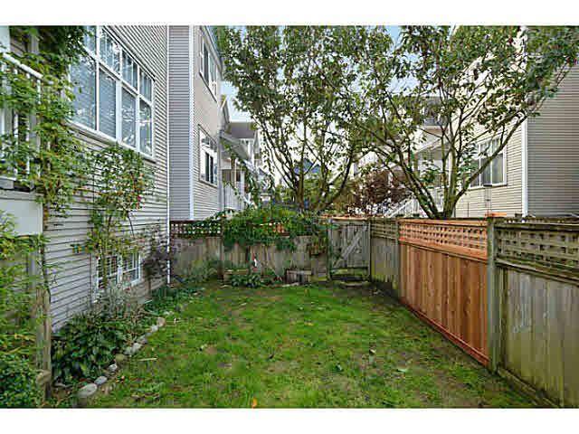 Photo 13: Photos: 13 4111 GARRY Street in Richmond: Steveston South Townhouse for sale : MLS®# V1091669