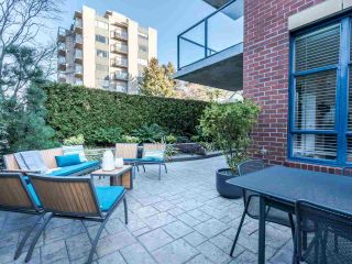 """Photo 2: 101 1725 BALSAM Street in Vancouver: Kitsilano Condo for sale in """"Balsam House"""" (Vancouver West)  : MLS®# R2454346"""
