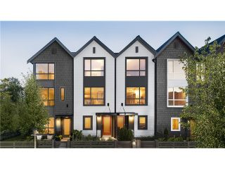Photo 1: 12 19159 Watkins Drive in : Clayton Townhouse for sale (Cloverdale)
