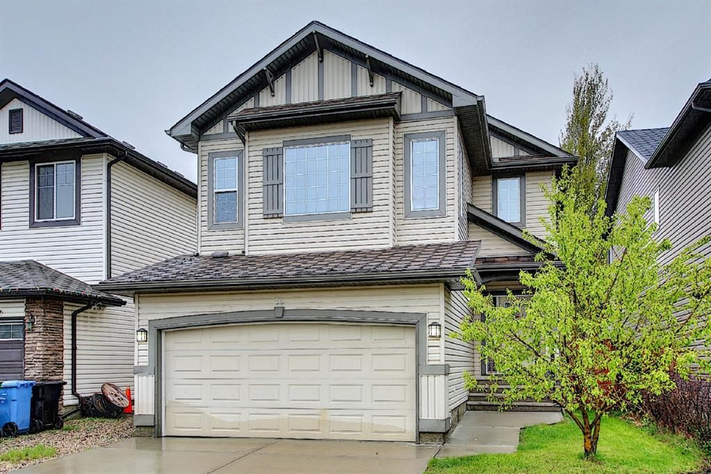 Main Photo: 56 Cranwell Lane SE in Calgary: Cranston Detached for sale : MLS®# A1111617