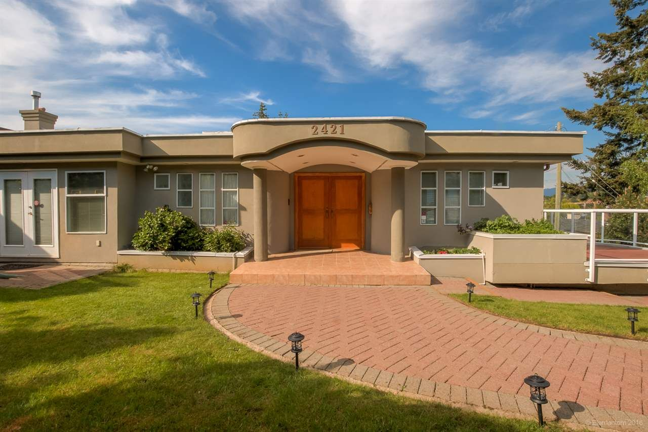 Main Photo: 2421 EDDINGTON Drive in Vancouver: Quilchena House for sale (Vancouver West)  : MLS®# R2093197